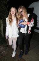 Lila Grace Moss, Kate Moss - Londra - 31-10-2014 - Tale madre tale figlia, giovanissima: la riconosci?