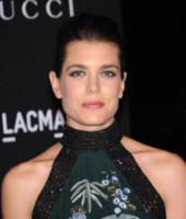 Charlotte Casiraghi - Los Angeles - 01-11-2014 - Charlotte Casiraghi di nuovo incinta