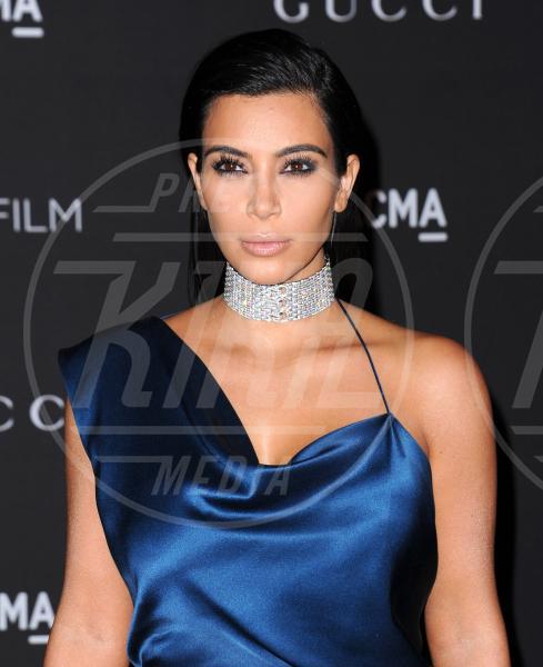 Kim Kardashian - Los Angeles - 01-11-2014 - Le sopracciglia folte sono il nuovo trend