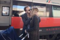Leone Facchinetti, Wilma Helena Faissol, Francesco Facchinetti - Roma - 01-11-2014 - Dani Alves sposo in segreto, ma quante star come lui!