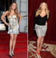 Mariah Carey - Los Angeles - 03-11-2014 - Star come noi: i vip che fanno su e giù dalla bilancia