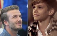Romeo Beckham, David Beckham - Rio De Janeiro,Rio De Janeiro - 13-07-2014 - Stefano e Santiago De Martino: due gocce d'acqua