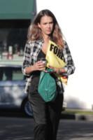 Jessica Alba - Los Angeles - 07-11-2014 - Anche in autunno, lo stile scozzese non passa mai di moda