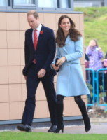 Principe William, Kate Middleton - Hundleton - 08-11-2014 - Kate Middleton e Mary di Danimarca, lo stile è lo stesso