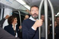 Ignazio Marino - Roma - 09-11-2014 - Dalle stelle…ai cunicoli ferroviari della metro