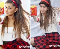 Liam Martin, Ariana Grande - Hollywood - 10-11-2014 - Liam Martin: l'imitatore delle trash-star fa boom sul web