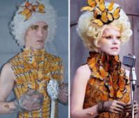 Liam Martin, Elizabeth Banks - Hollywood - 10-11-2014 - Liam Martin: l'imitatore delle trash-star fa boom sul web