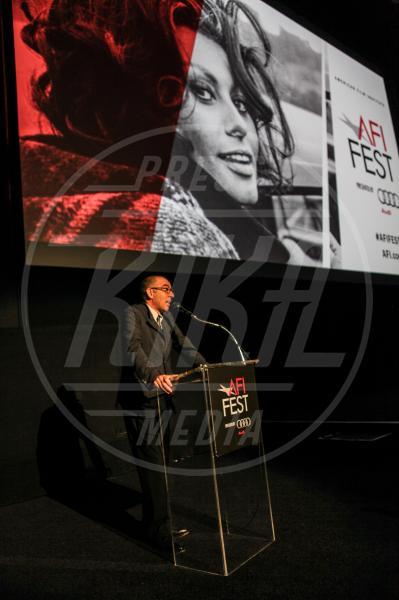 Giuseppe Tornatore - Hollywood - 10-11-2014 - Presentata a LA la versione restaurata di Nuovo Cinema Paradiso