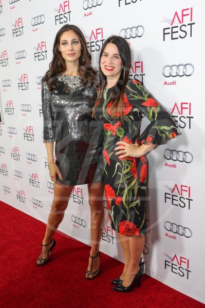 Sonia Del Piero, Marica Pellegrinelli - Hollywood - 10-11-2014 - Presentata a LA la versione restaurata di Nuovo Cinema Paradiso