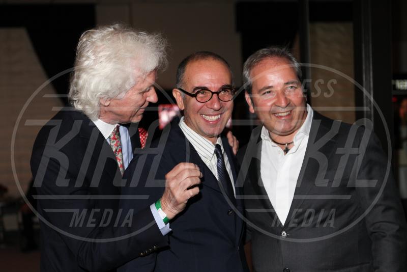 Douglas Kirkland, Giuseppe Tornatore - Hollywood - 11-11-2014 - Presentata a LA la versione restaurata di Nuovo Cinema Paradiso