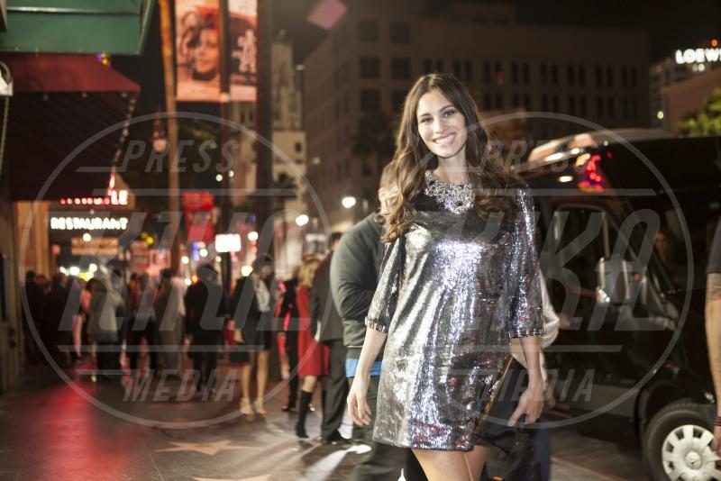 Marica Pellegrinelli - Los Angeles - 11-11-2014 - Presentata a LA la versione restaurata di Nuovo Cinema Paradiso