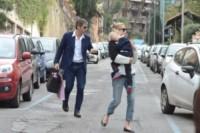 Paolo Calabresi Marconi, Mia Facchinetti, Alessia Marcuzzi - Roma - 11-11-2014 - Alessia Marcuzzi ha sposato Paolo Calabresi Marconi