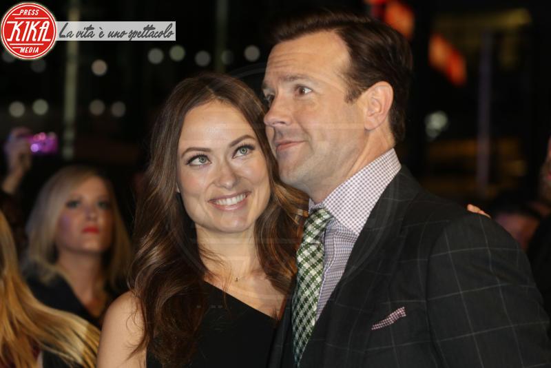 Jason Sudeikis, Olivia Wilde - Londra - 12-11-2014 - Fedez e Chiara Ferragni: nascono i Ferraz