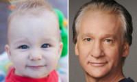 Bill Maher - Los Angeles - 12-11-2014 - Guarda che bel bambino: è tutto...quella star!