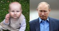 Vladimir Putin - Los Angeles - 12-11-2014 - Guarda che bel bambino: è tutto...quella star!