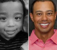 Tiger Woods - Los Angeles - 12-11-2014 - Guarda che bel bambino: è tutto...quella star!