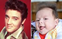 Elvis Presley - Los Angeles - 12-11-2014 - Guarda che bel bambino: è tutto...quella star!