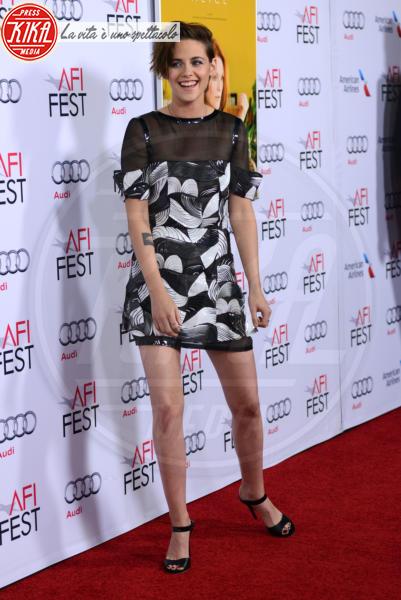 Kristen Stewart - Hollywood - 12-11-2014 - Bianco e nero: un classico sul tappeto rosso!