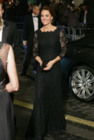 Kate Middleton - Londra - 13-11-2014 - Anche l'inverno si tinge di romanticismo con il pizzo