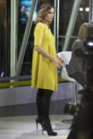 Cristina Parodi - Milano - 14-11-2014 - Festa della donna? Quest'anno la mimosa indossala!