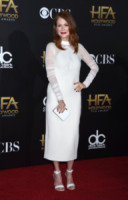 Julianne Moore - Hollywood - 15-11-2014 - In primavera ed estate, le celebrity vanno in bianco!