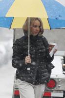 Rachel McAdams - Toronto - 17-11-2014 - Star come noi: la pioggia non guarda in faccia a nessuno