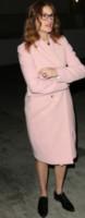 Julia Roberts - Los Angeles - 04-02-2014 - L'inverno è più romantico con il cappotto rosa!