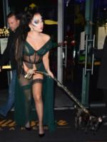 Lady Gaga - Manchester - 18-11-2014 - Ma come ti vesti? I look peggiori del 2014