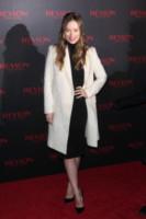 Olivia Wilde - New York - 18-11-2014 - En pendant con l'inverno con un cappotto bianco