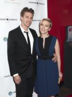 Hunter Johansson, Scarlett Johansson - New York - 18-11-2014 - Le star che non sapevate avessero un gemello