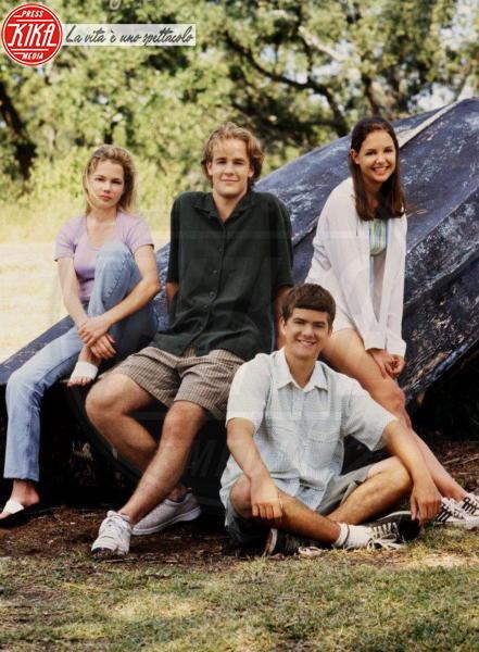 James Van Der Beek, Katie Holmes, Michelle Williams, Joshua Jackson - Los Angeles - 19-11-2014 - Torna Dawson's Creek? Ecco i protagonisti ieri e oggi