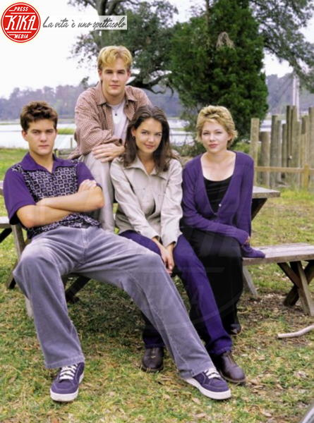 James Van Der Beek, Katie Holmes, Michelle Williams, Joshua Jackson - Los Angeles - 19-11-2014 - Dawson's Creek: ecco dove sarebbero Dawson, Joey e Pacey oggi