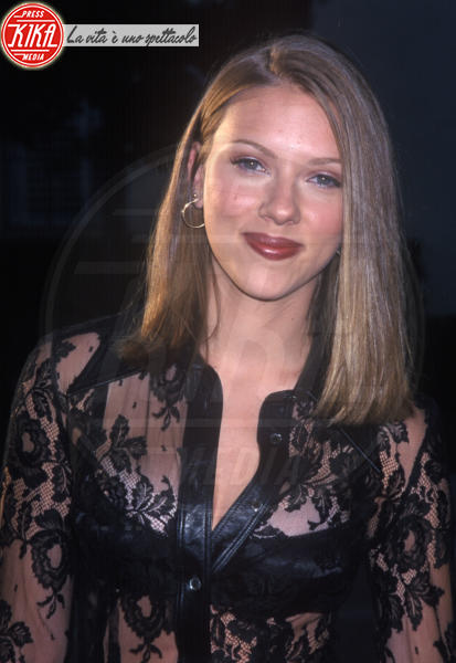 Scarlett Johansson - Hollywood - 03-08-2001 - Scarlett Johansson, 33 anni in bellezza e successi