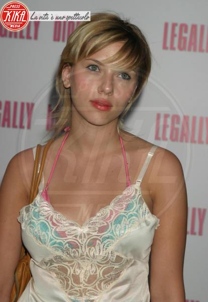 Scarlett Johansson - New York - 30-06-2003 - Scarlett Johansson, 33 anni in bellezza e successi