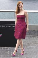 Jessica Chastain - San Sebastian - 23-09-2014 - Le celebrity? Tutte pazze per il bordeaux…