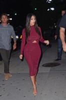 Kim Kardashian - New York - 11-08-2014 - Le celebrity? Tutte pazze per il bordeaux…