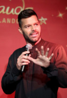 Ricky Martin - Las Vegas - 19-11-2014 - Ricky Martin è l'ultima delle star a restare...di cera!