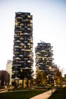 Bosco Verticale - Milano - 20-11-2014 - Il Bosco Verticale è il grattacielo più bello al mondo