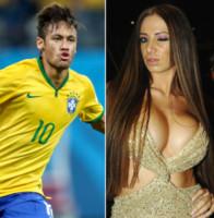 Soraja Vucelic, Neymar - Belgrado - 20-11-2014 - Soraja Vucelic: non è la classe a colpire Neymar