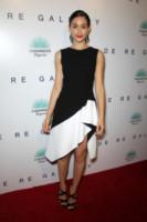Emmy Rossum - West Hollywood - 23-10-2014 - Bianco e nero: un classico sul tappeto rosso!