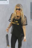 Fergie - Los Angeles - 22-11-2014 - Dillo con una t-shirt: Kate Mara difende gli scimpanzè