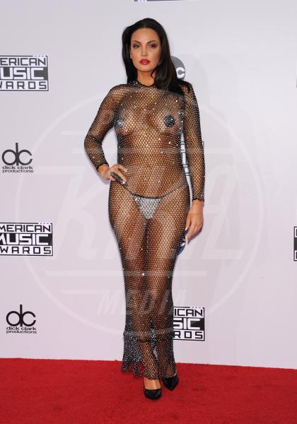 Bleona - Los Angeles - 24-11-2014 - Sotto il vestito niente? Giudicate voi
