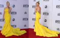 Rita Ora - Los Angeles - 24-11-2014 - AMA's 2014: Vade retro abito! Ecco le scelte delle star