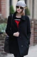 Emma Stone - New York - 25-11-2014 - A San Valentino, vèstiti di cuori e di baci!