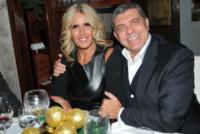 Giovanni Cottone, Tiziana Rocca - Milano - 27-11-2014 - Fabrizio Corona: a San Vittore una cella da veri vip