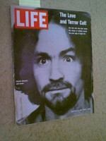 Charles Manson - Hollywood - 28-11-2014 - Il massacro di Cielo Drive sui giornali dell'epoca