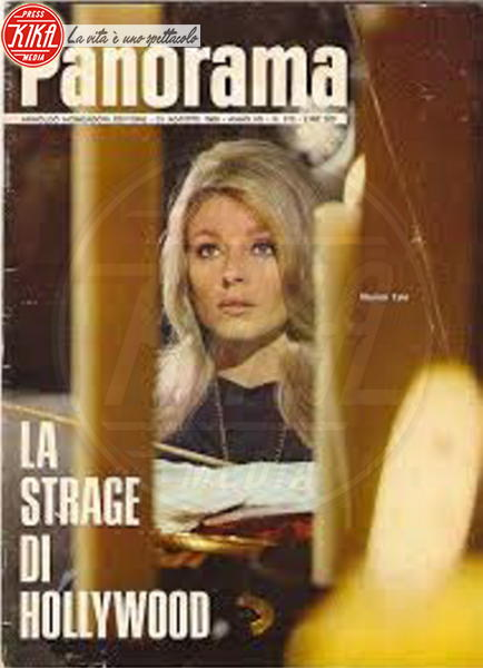 Charles Manson, Sharon Tate - Hollywood - 28-11-2014 - Il massacro di Cielo Drive sui giornali dell'epoca