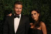 David Beckham, Victoria Beckham - Londra - 30-11-2014 - Robbie Williams & Co: le star che credono ai fantasmi