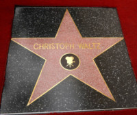 Christoph Waltz - Hollywood - 01-12-2014 - Christoph Waltz, una stella tra le stelle sulla Walk of Fame