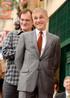 Christoph Waltz, Quentin Tarantino - Hollywood - 01-12-2014 - Christoph Waltz, una stella tra le stelle sulla Walk of Fame